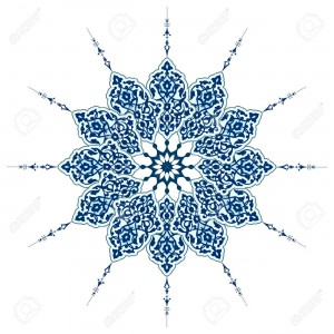 19694731-Vector-of-traditional-Persian-Arabic-Turkish-Islamic-Pattern--Stock-Vector