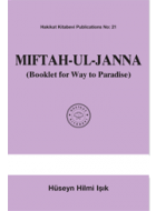 Miftah-ul-Janna (Booklet for way to Paradise)